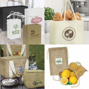 Paper and Jute Bags